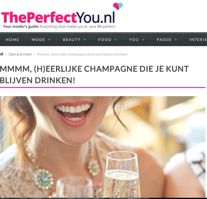 Article ThePerfectYou